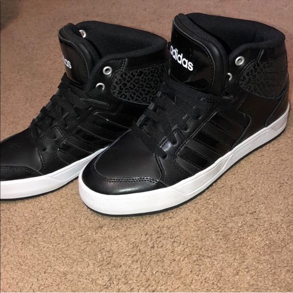 new arrival ba995 675dc adidas Shoes - Adidas Neo Raleigh CloudFoam High-Tops